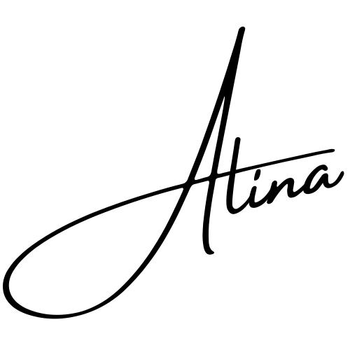 Unterschrift Alina